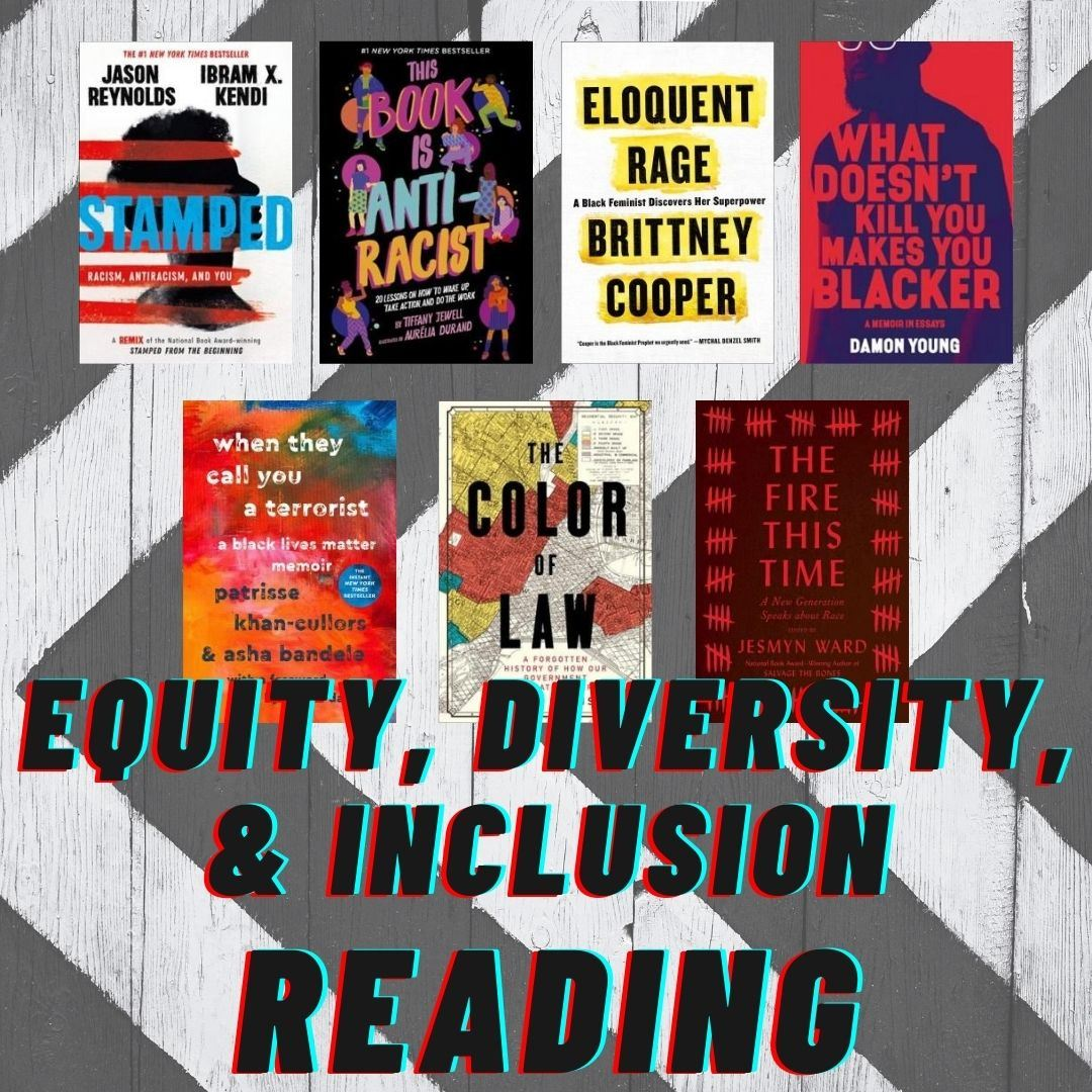 Equity Diversity and Inclusion Reading Recommendations