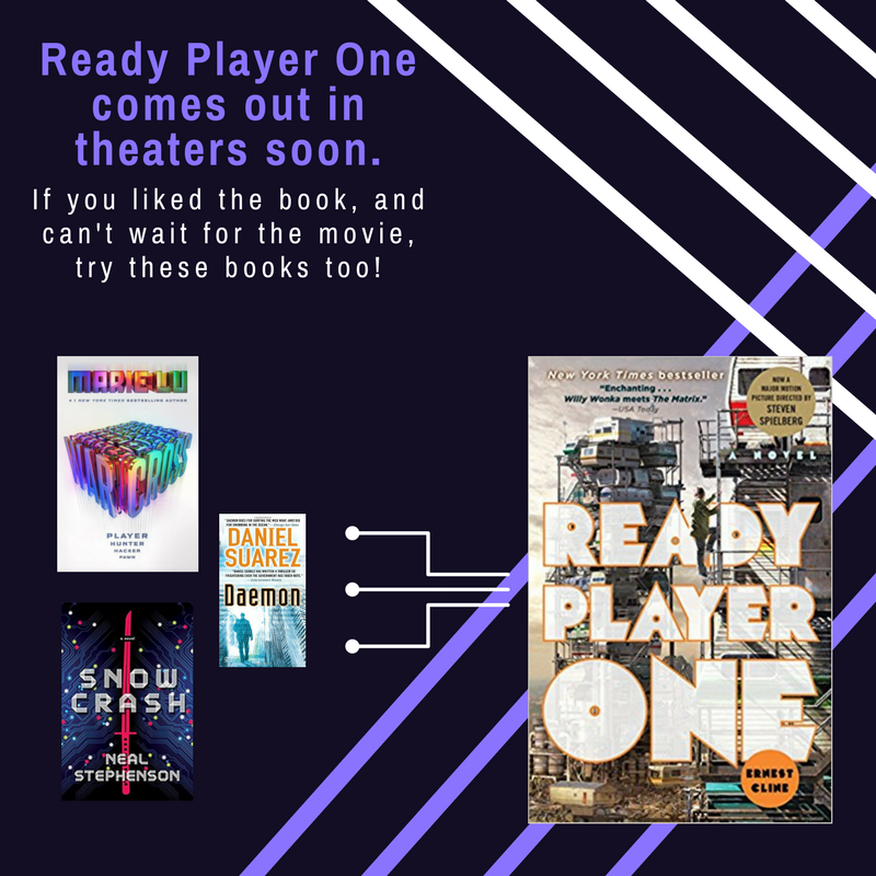 Ready Player One Ditto